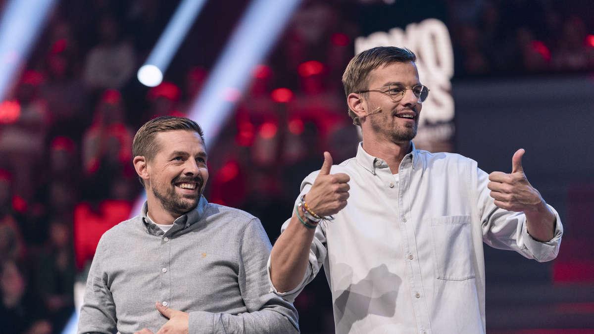 Joko Und Klaas 15 Minuten Live 2021