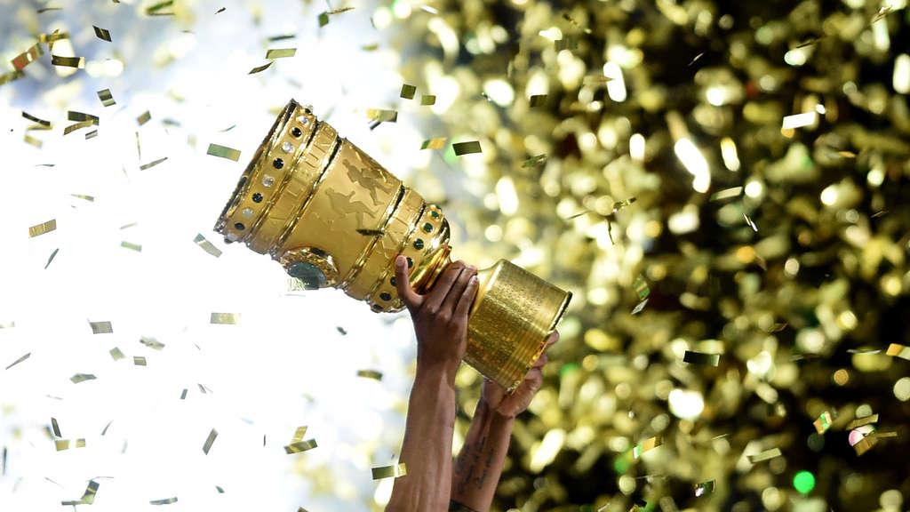 Dfb Pokal Auslosung Halbfinale