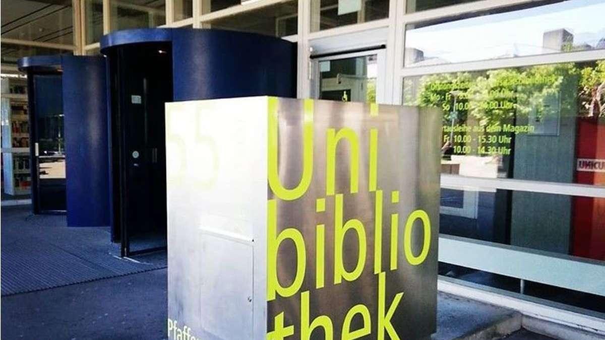 Universität Stuttgart Bibliothek