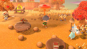 """Animal Crossing: New Horizons"" Pilz-Guide: Zeiten, Fundorte und Bastelanleitungen"