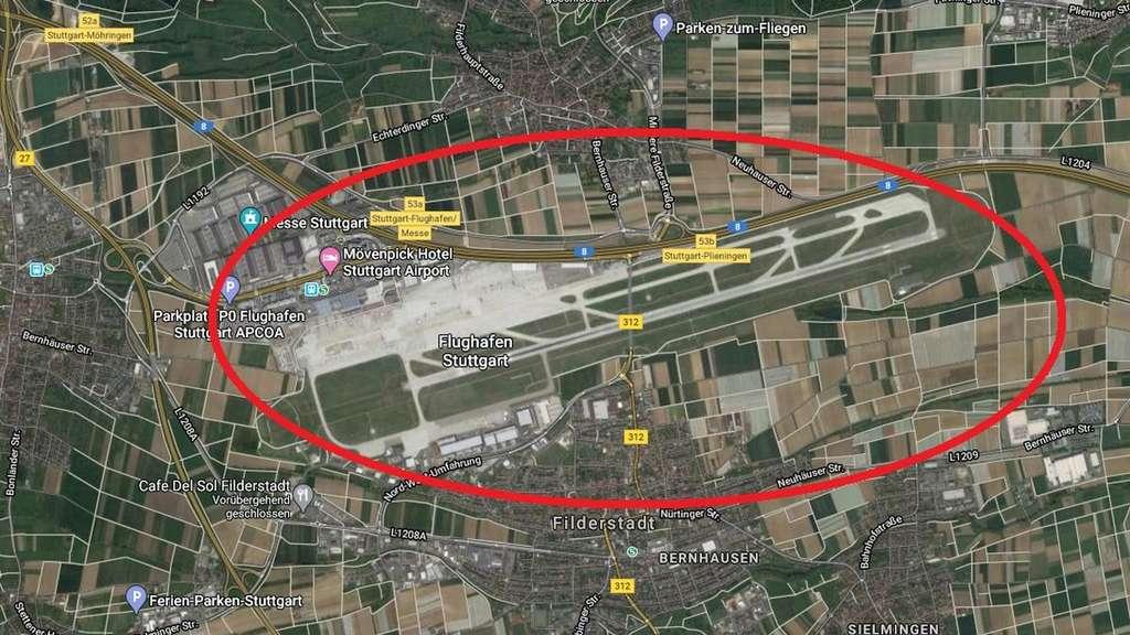 Flughafen Wetter Stuttgart