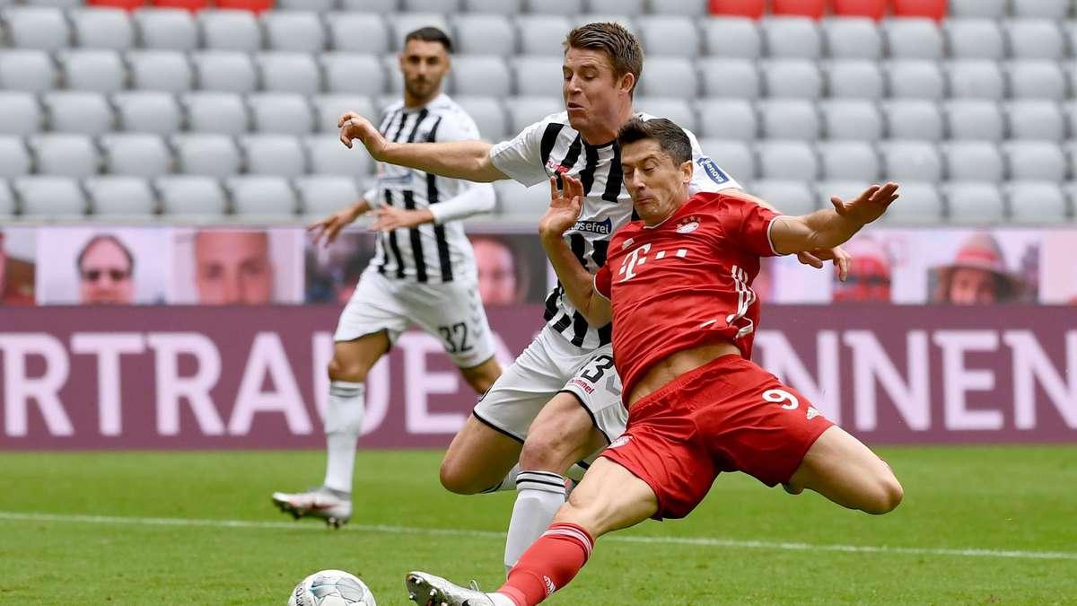 Fc Bayern Sc Freiburg