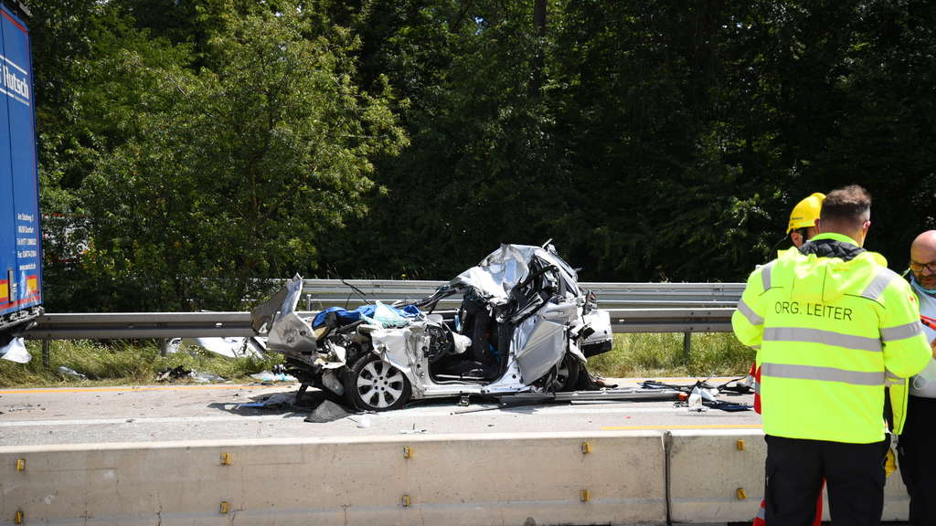 Lkw Unfall A5 Heute Baden Baden