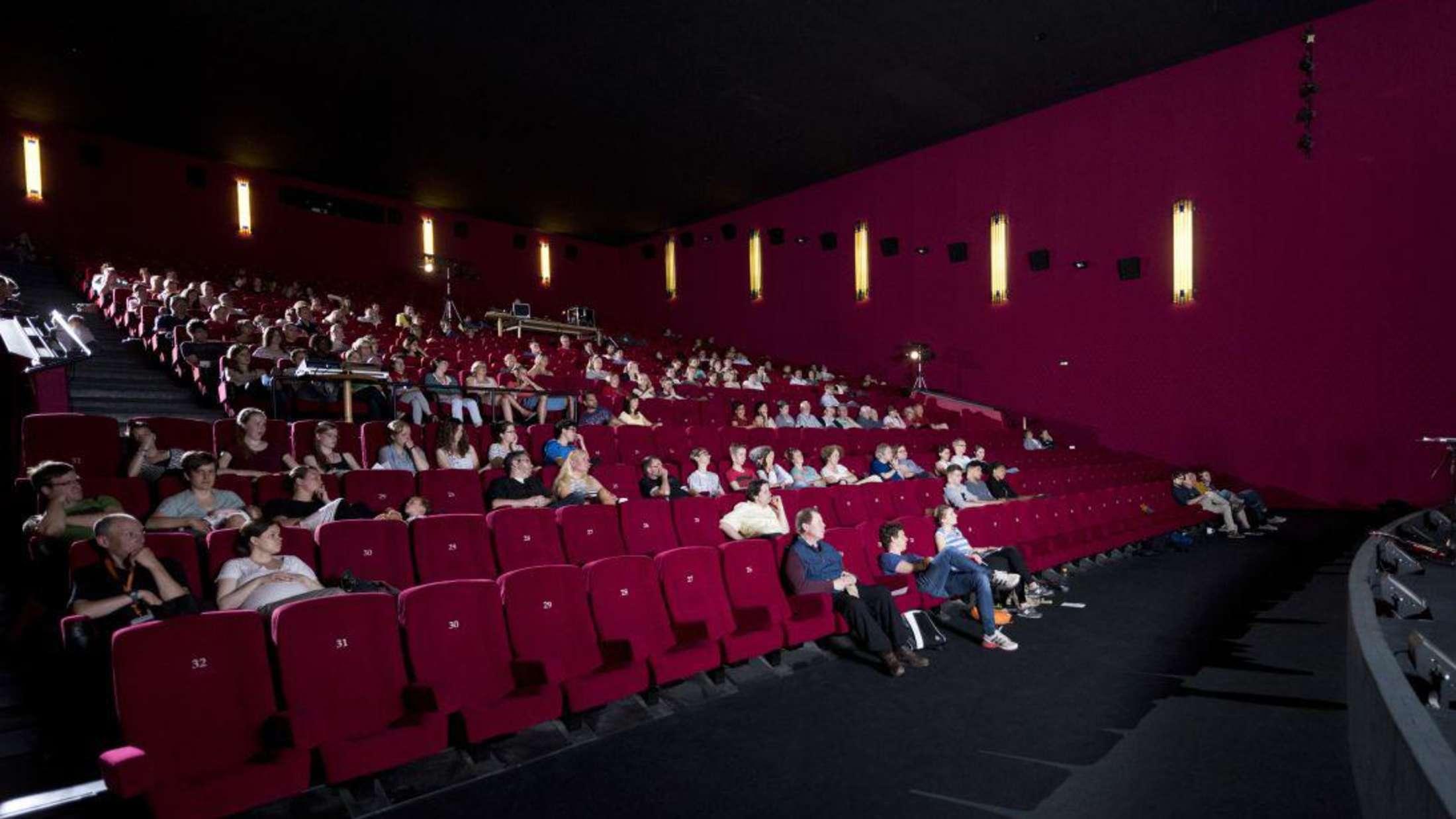 Ihr habt im Kino immer falsch gesessen, sagt Visualtrainer