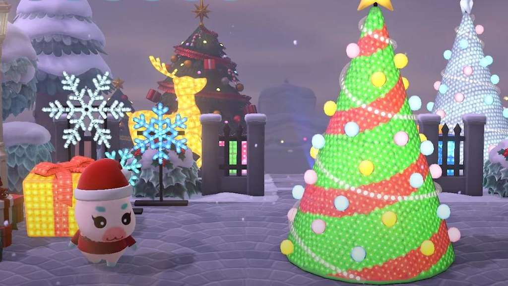 """Animal Crossing: New Horizons"": Alle Infos zum Winter-Update"