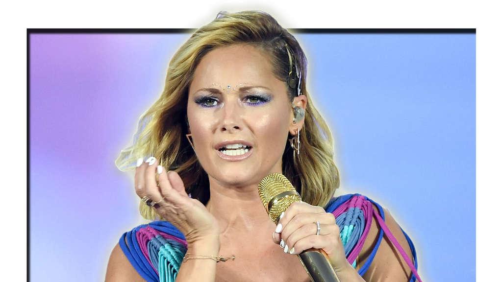 Helene Fischer Mikrofon