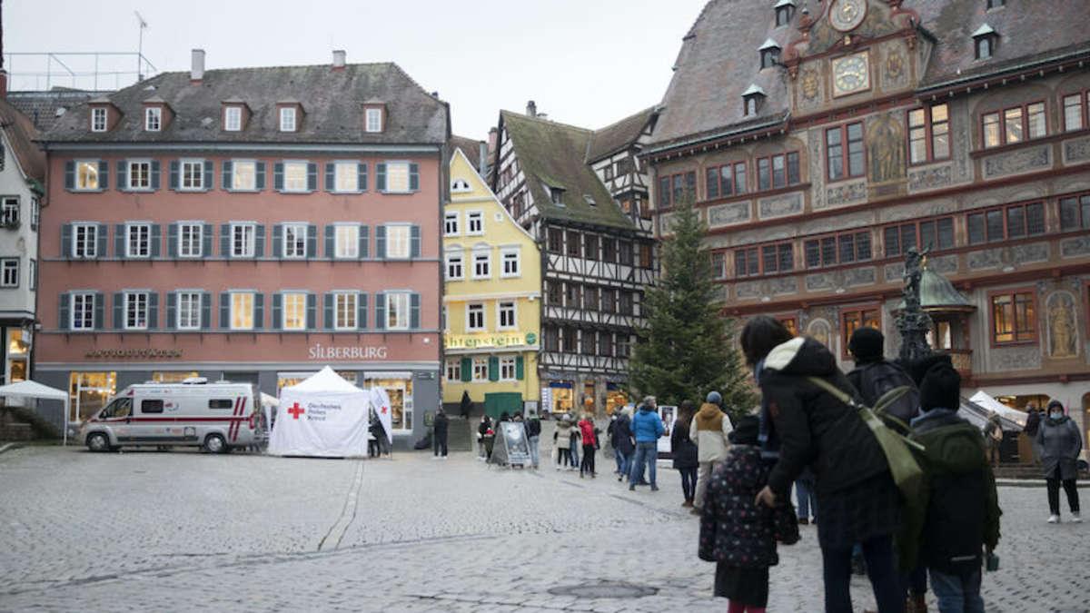 Corona In Baden-Baden