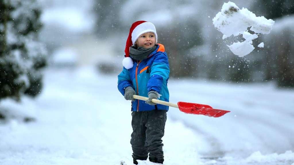 Schnee An Weihnachten Statistik