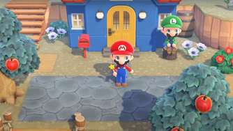Animal Crossing New Horizons: Das erwartet Spieler im Super-Mario-Crossover